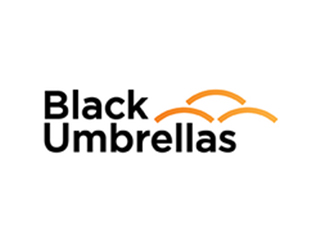 Black Umbrellas